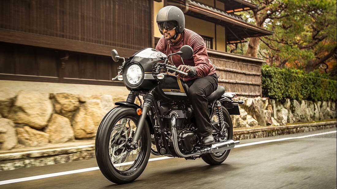 Kawasaki W800 2022