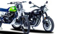 Kawasaki W800 Crosser MRS Oficina