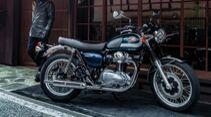 Kawasaki W800 Modelljahr 2021