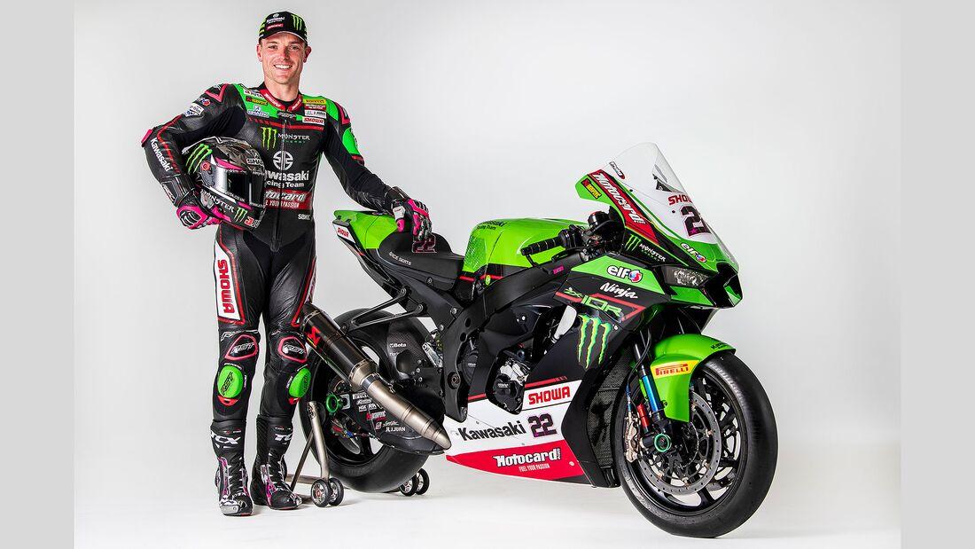 Kawasaki WSBK Team 2021