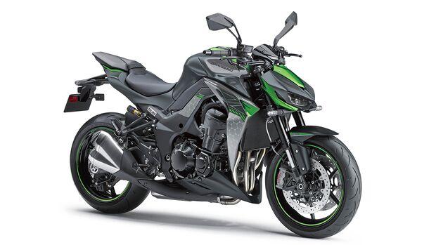 Kawasaki Z 1000.