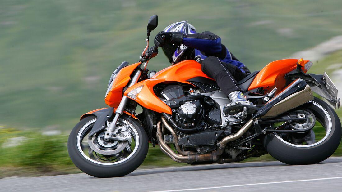 Kawasaki Z 1000 beliebteste Kawasaki-Modelle von 2010 bis 2019