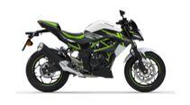 Kawasaki Z 125 Modelljahr 2022