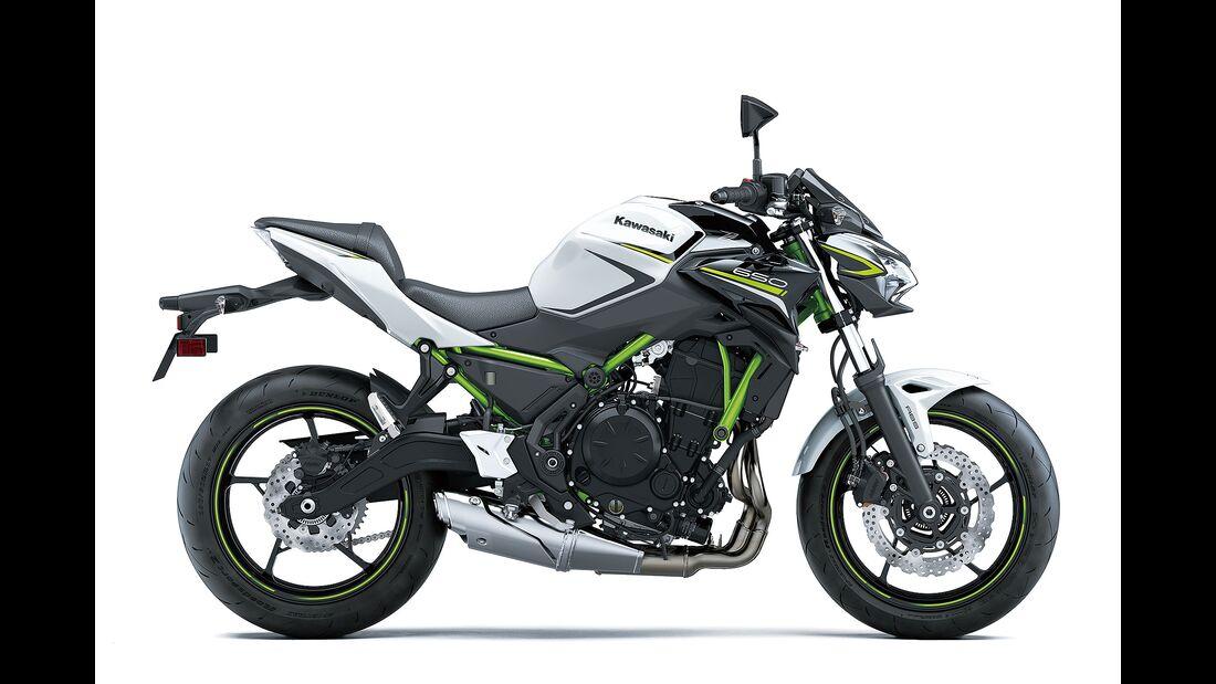 Kawasaki Z 650 (2020)