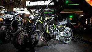 Kawasaki Z 650 Eicma 2019