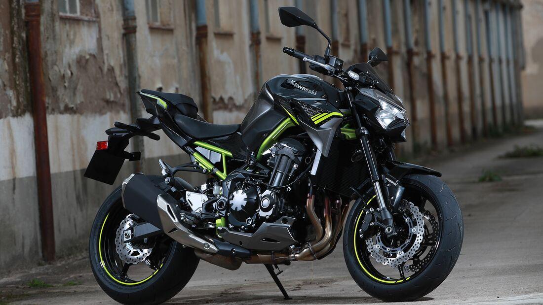 Kawasaki Z 900 (2020).