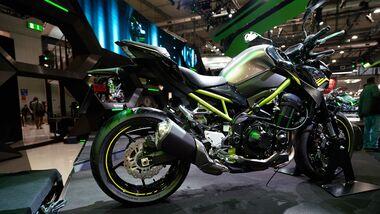 Kawasaki Z 900 Eicma 2019