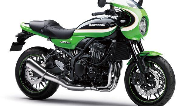 Kawasaki Z 900 RS neue Farben 2020