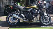Kawasaki Z 900 RS neue Farben 2020 Glemseck 101