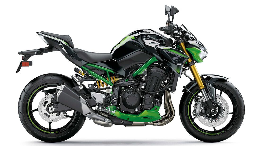 Kawasaki Z 900 SE 2022