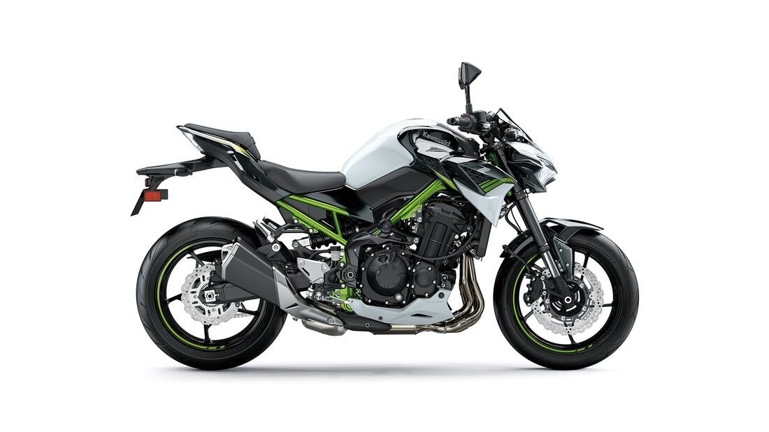 Kawasaki Z 900 beliebteste Kawasaki-Modelle von 2010 bis 2019