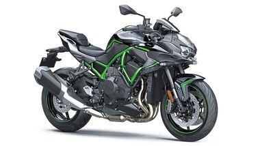 Kawasaki Z H2.