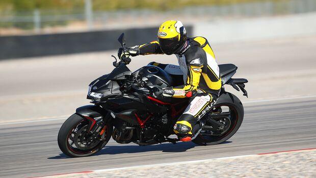 Kawasaki Z H2 Fahrbericht