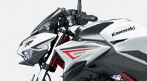 Kawasaki Z650 MY 2022 Farben