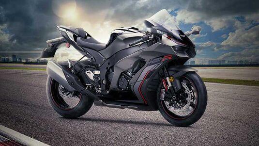 Kawasaki ZX-10 R 2022 USA
