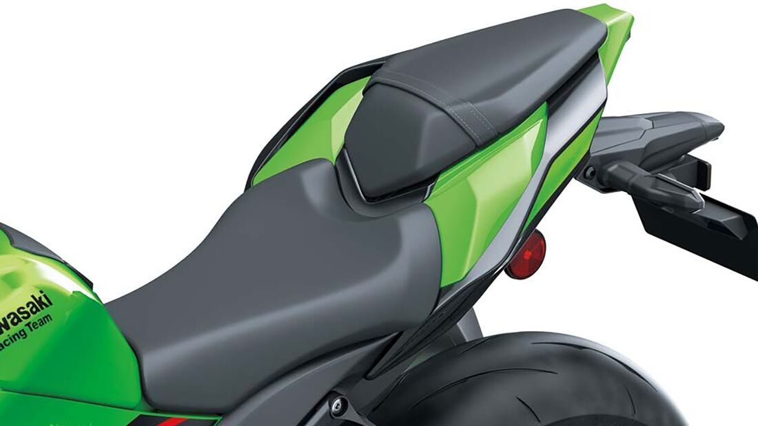 Kawasaki ZX-10 R Modelljahr 2021 Sperrfrist