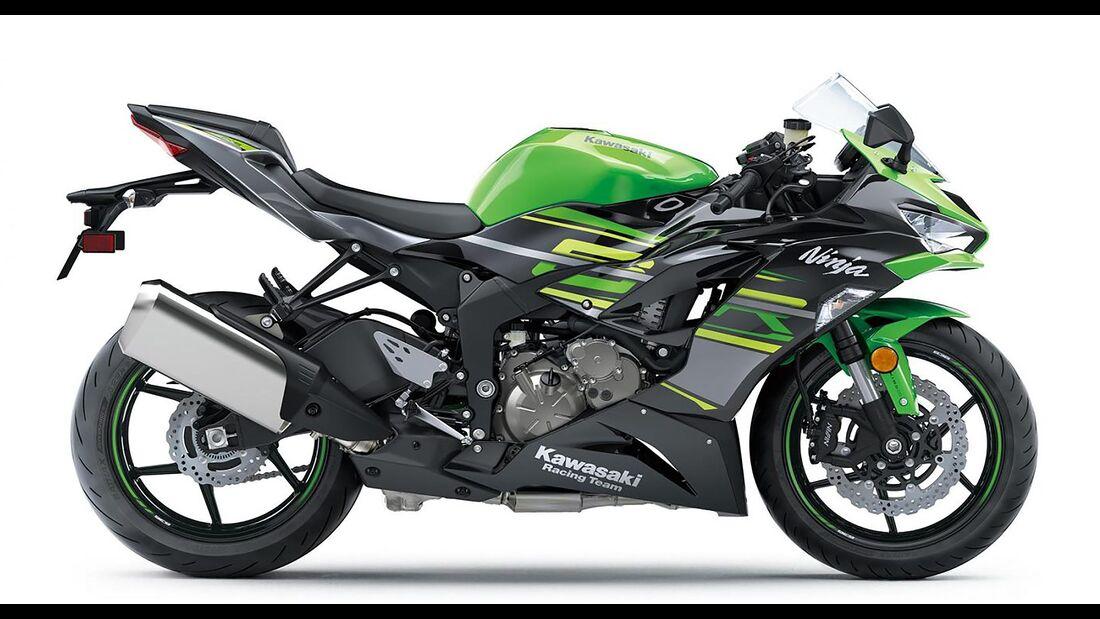 Kawasaki ZX-6R 2021
