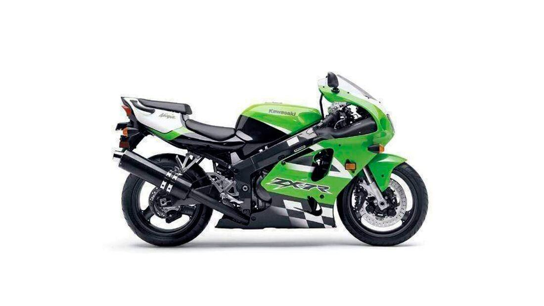 Kawasaki ZX-7R 2002