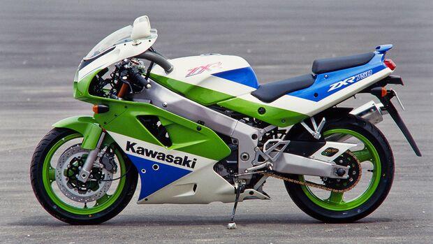 Kawasaki ZXR 750 J/K