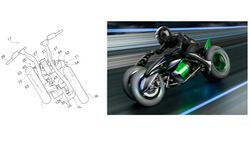 Kawasaki j-Konzept J-Concept Dreirad