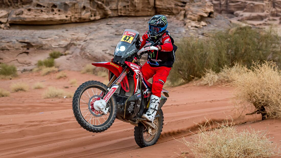 Kevin Benavides Dakar 2021