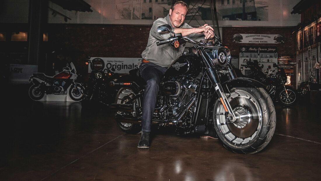 Kolja Rebstock VP EMEA Harley-Davidson 2021