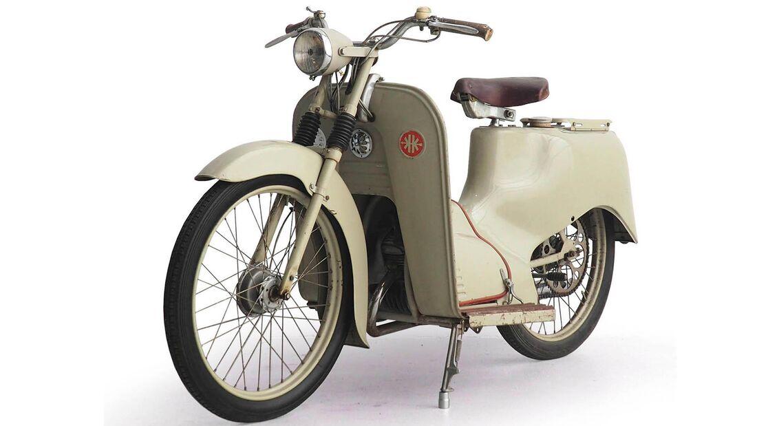 Kreidler Scooter R 50 (1955).
