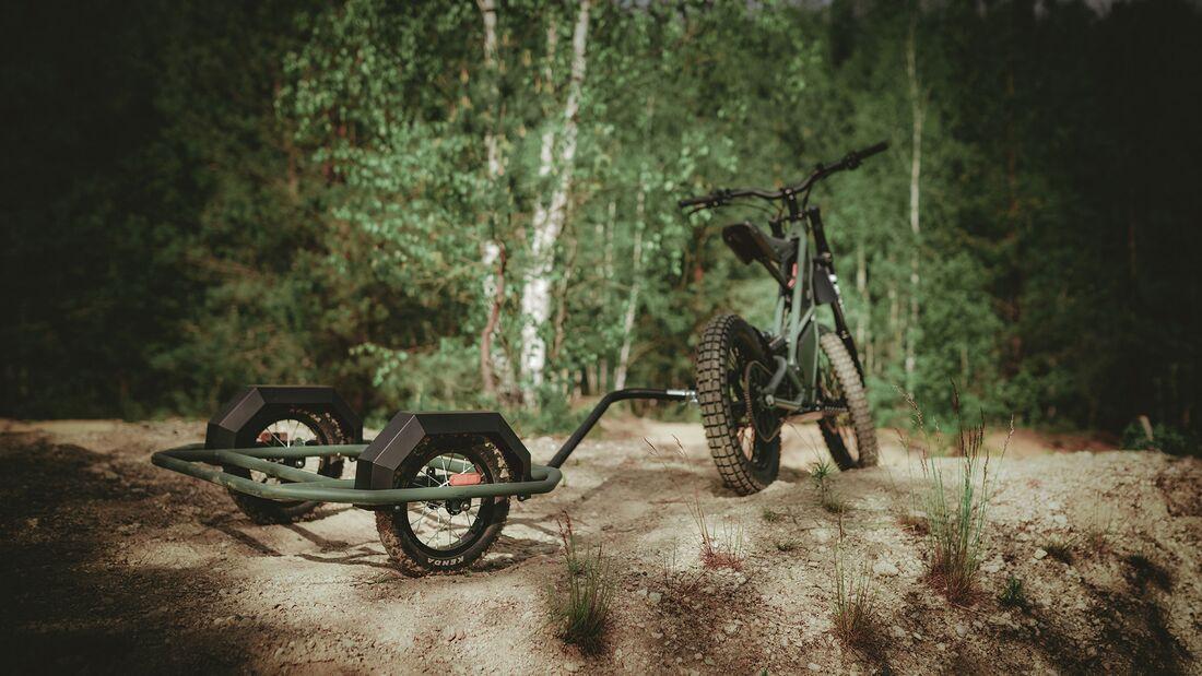 Kuberg Ranger 2020 E-Dirt Bike