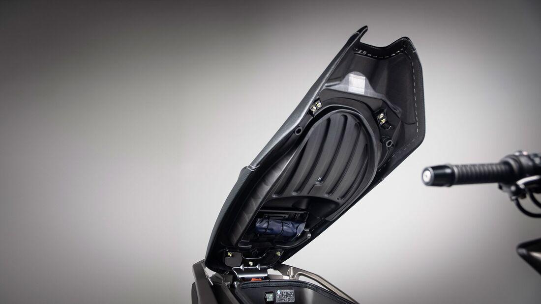 Kymco AK 550 ETS