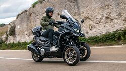 Kymco CV3 Dreiradroller