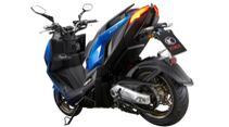 Kymco KRV 125er Roller