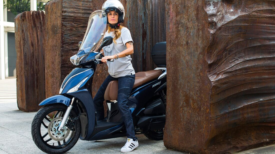 Kymco New People S 200i