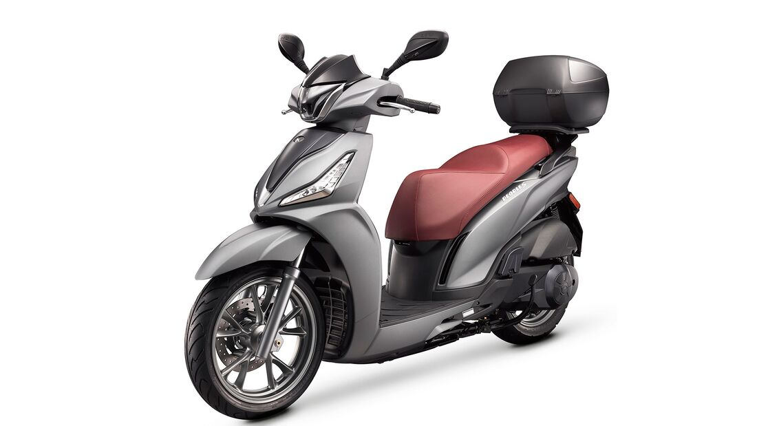 Kymco New People S 300i