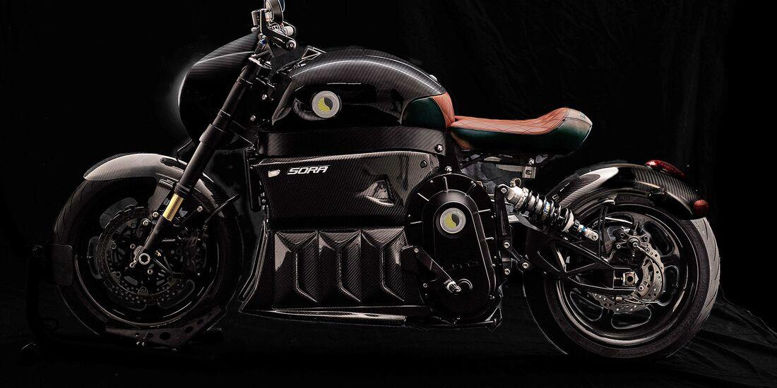 LITO Motorcycles' SORA Generation 2