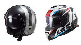 LS2-Helmneuheiten für 2020.