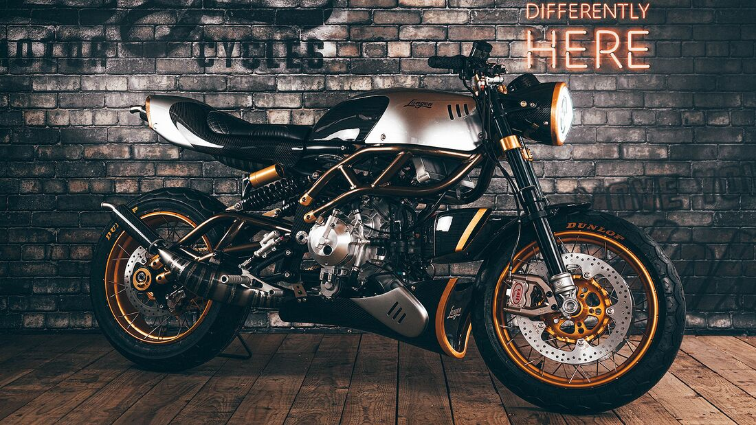Langen Motorcycles The 2 Stroke