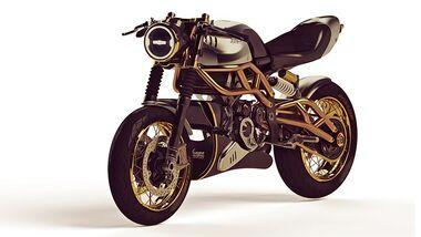 Langen Motorcycles The 2 Stroke
