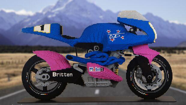 Lego-Britten V1000 von The Brickmann.