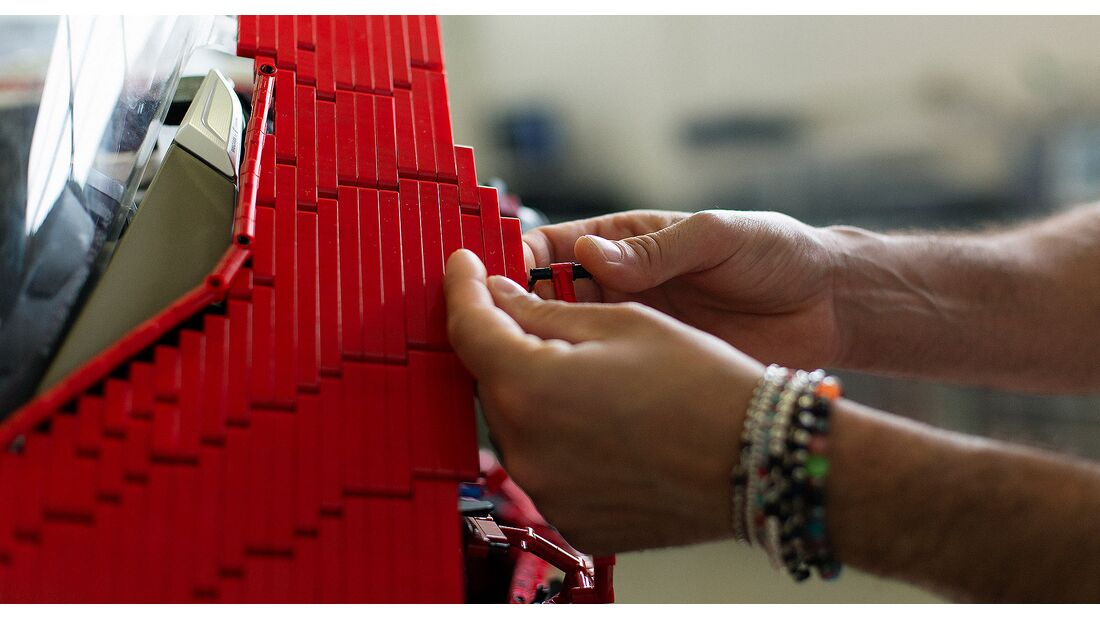 Lego Ducati Panigale V4 Lego Technic