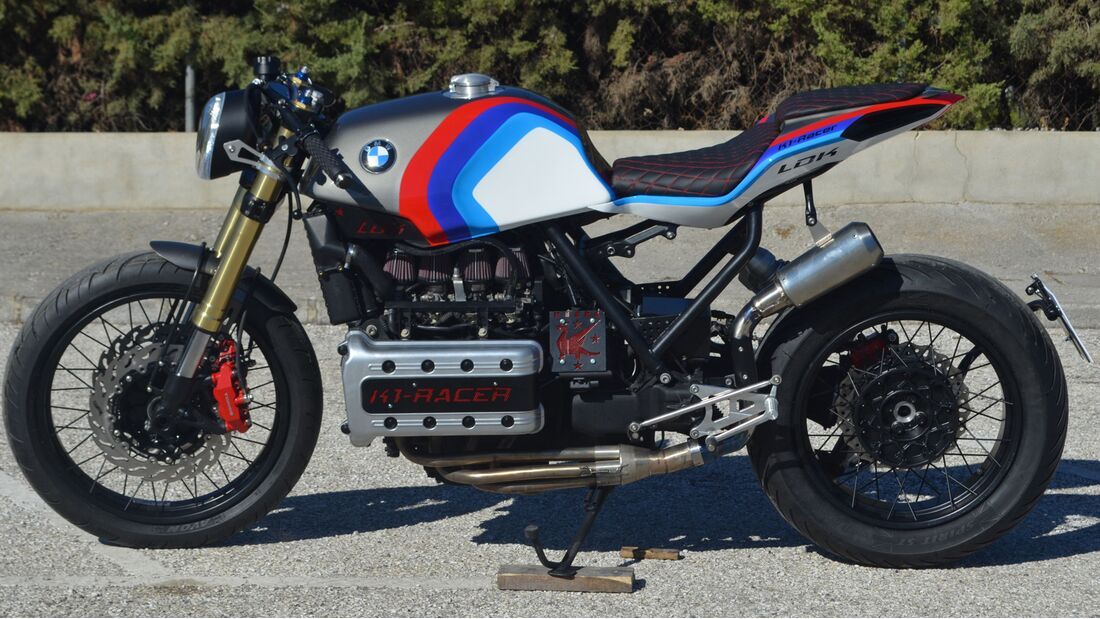 Lord Drake Kustoms BMW K1