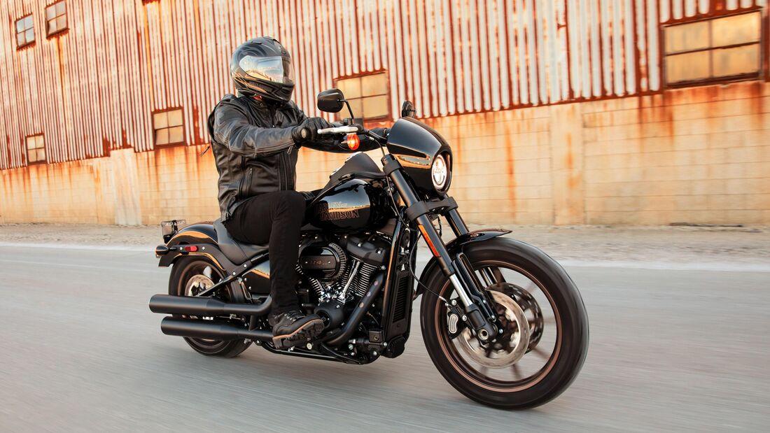 Low Rider S von 2021