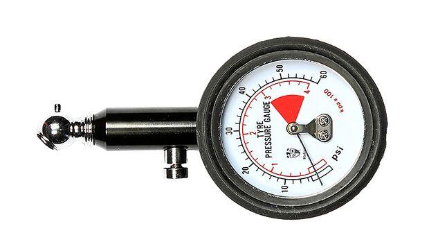 Luftdruckprüfer Hein Gericke analog