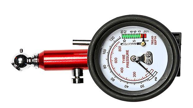 Luftdruckprüfer Hein Gericke analog (PTM)