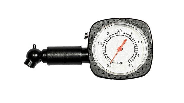 Luftdruckprüfer Unitec 75561 analog
