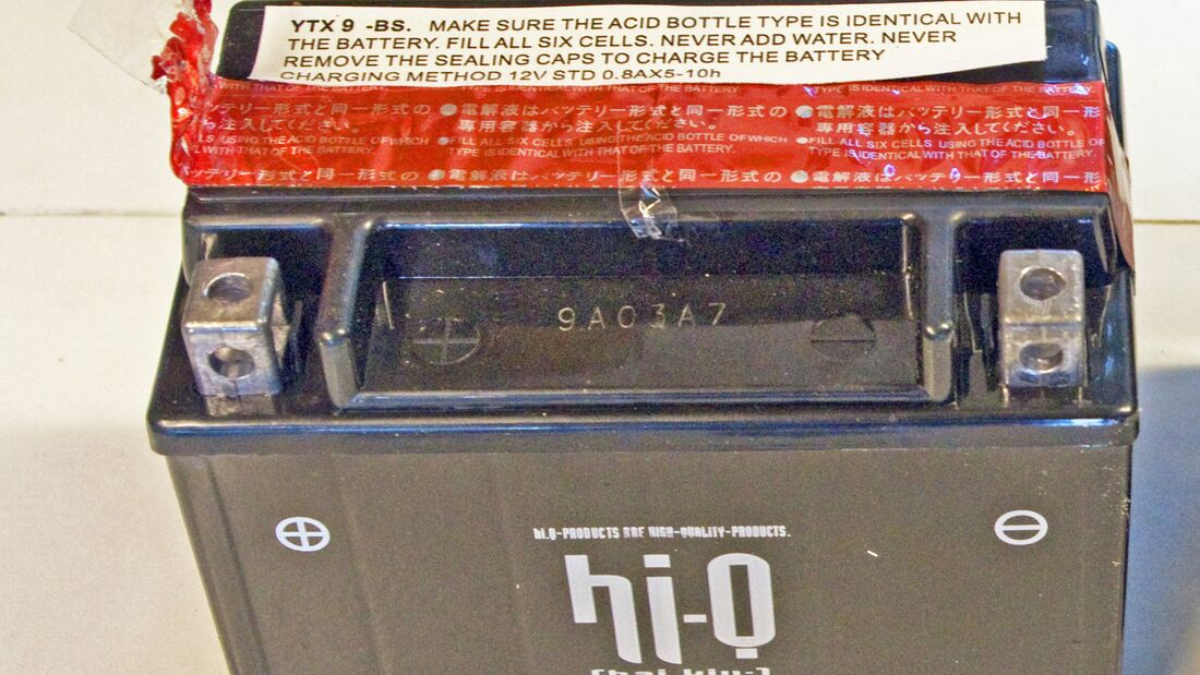 MF-Batterie