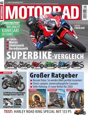 MOTORRAD 02/2020