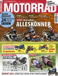 MOTORRAD 02/2021 Titel
