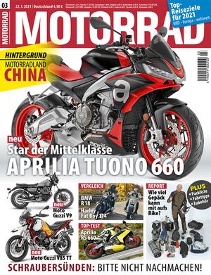 MOTORRAD 03/2021 Titel