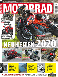 MOTORRAD 05/2020