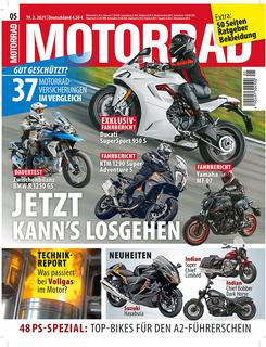MOTORRAD 05/2021 Titel